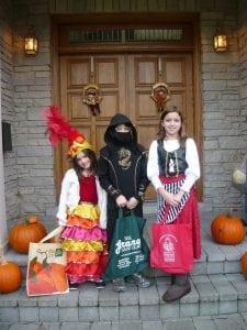 halowwen 3 kids