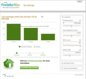 Home Finance Calculator