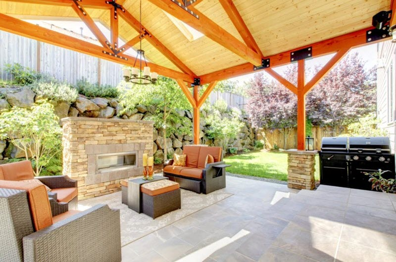 luxury home trends patio. Luxury Decks The Latest Home Trends Patio E