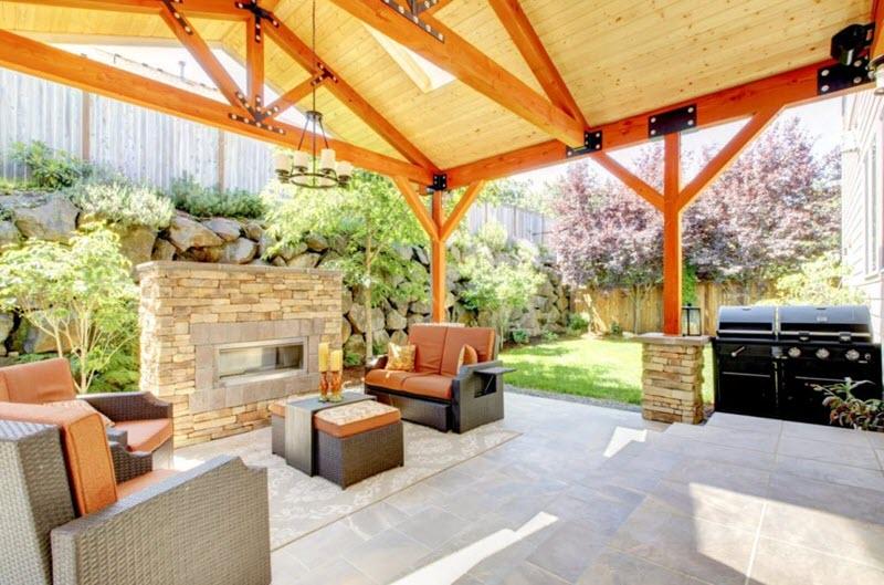Luxury Decks the Latest Home Trends