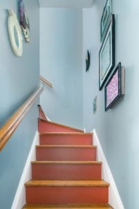 Amy Schumers stairs