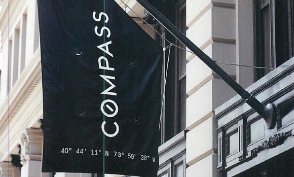 Compass Real Estate Banner