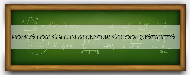 Homes for sale by Glenview School District