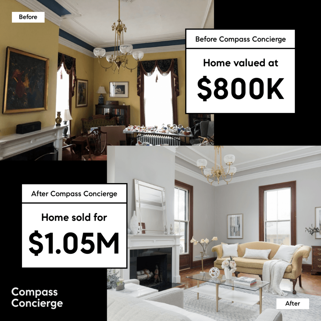 Lisa Finks, Lourdes Arencibia & Carolyn Duris are your Compass Concierge experts for Chicago's North Shore. We will ensure you make smart improvements in the most economical way to increase the value of your home on Chicago's North Shore.