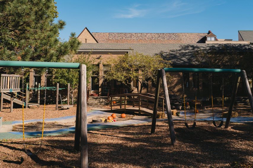 Winnetka School Playground