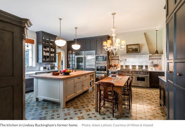Celebrity Real Estate Lindsey Buckingham