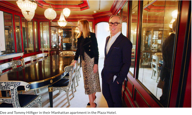 Celebrity Real Estate Tommy Hilfiger